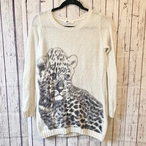 Baby Leopard H&M Sweater
